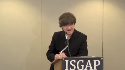 Dr. Clemens Heni, talk at the Institute for the Study of Global Antisemitism and Policy (ISGAP), headed by Dr. Charles Small, New York City, March 27, 2014